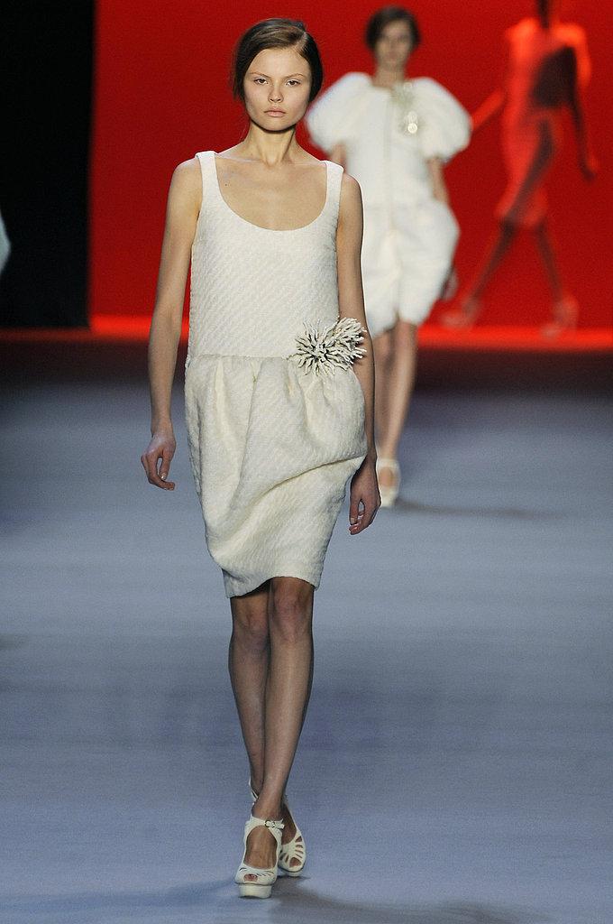 Paris Fashion Week, Fall 2008: Giambattista Valli
