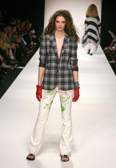 LA Fashion Week, Fall 2008: Whitley Kros