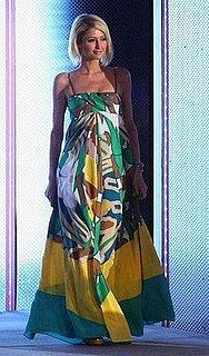 Paris Hilton in Diane von Furstenberg: Love It or Hate It?