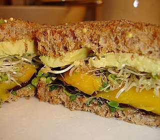 'Wich of the Week: Avocado and Mango With Cilantro-Lime Mayonnaise