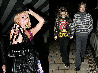 Another Weekend in True Paris Hilton Fashion