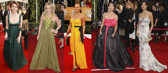 Who Was the Worst Dressed at the SAGs?