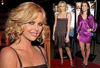 Charlize Theron at the Premiere of Sleepwalking