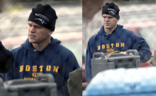 Matt Damon Keeps Boston Close to His Heart