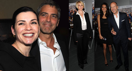 George Clooney Has a Problem With the WGA