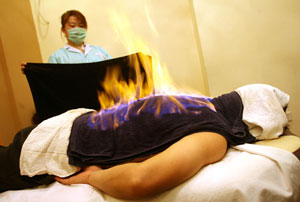 You Call This Relaxing? Spa Treatments