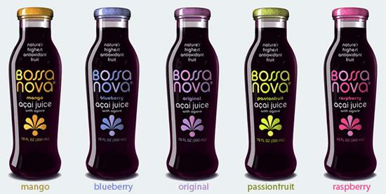 Food Review: Bossa Nova Açai Juice