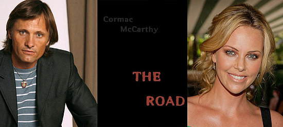 Charlize, Viggo Travel Cormac McCarthy's Road