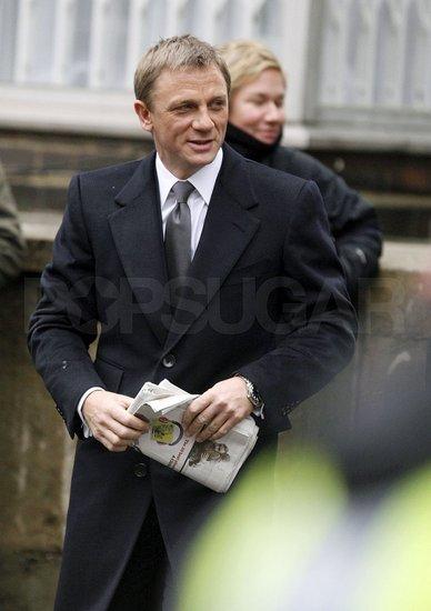 Bond 22 Gets a New Title: Quantum of Solace