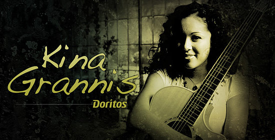 """Kina Grannis """"Message From Your Heart"""" for Doritos: Love It or Leave It?"""