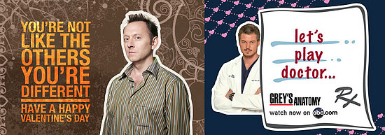 More Buzzworthy Valentines: McSteamy Greetings from ABC