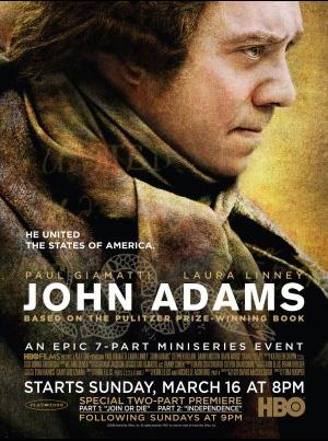 First Look: John Adams on HBO