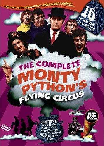 Monty Python's Flying Circus Heading to America