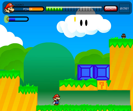 Paper Mario World Goes Online, For Free