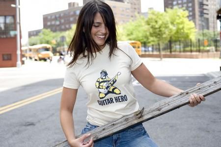 The Real Guitar Hero Shirt