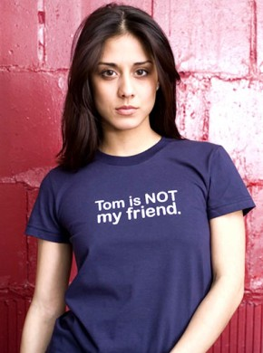MySpace Loner Shirt