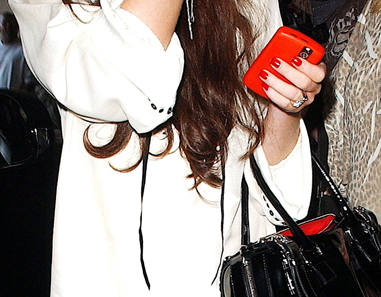 Match the Celeb With the Cell Phone