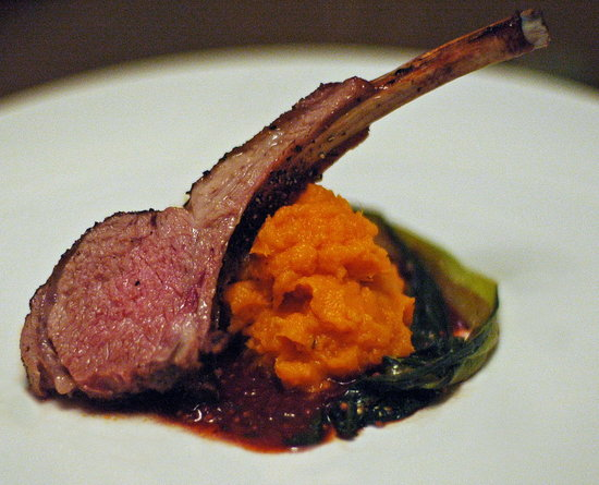 How to Cook Cardamom-Scented Lamb With Mashed Sweet Potatoes