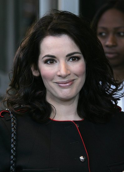 Nigella Lawson Not So Tough After All