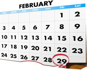 Free Food For Those Born on Leap Day!