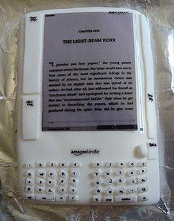 Edible Geek: Kindle Cake