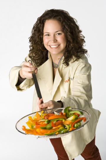 Top Chef Winner Stephanie Izard Keeps It Real