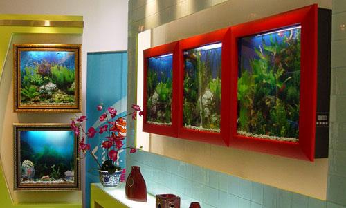 AquaVista 500 Fish Tank Frames Your Fish
