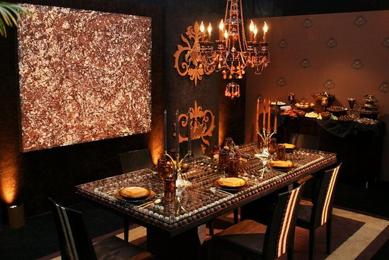 What Would You Do With a Chocolate Room?