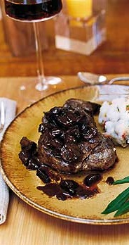 Sunday Dinner: Filet Mignon With Truffled Mushroom Ragout