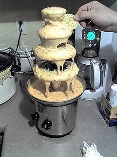 Would You Enjoy This Nacho Cheese Fountain?