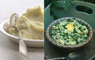 Would You Rather Eat Plain or Flavored Mashed Potatoes?