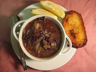Soup's On: Radicchio Soup