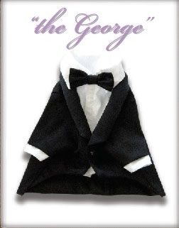 """""""The George"""" Lilytuxes"""