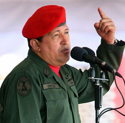 Take Me to Your Leader: Venezuela