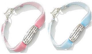 Lil Find: Words of Wisdom Baby Bracelets