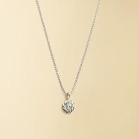 David Yurman Diamond Cookie Necklace ($285)