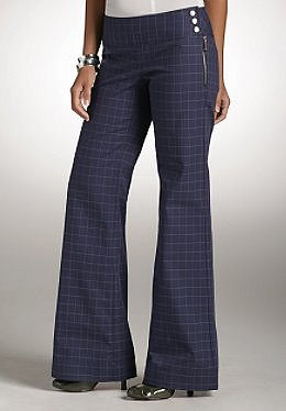 Justsweet by JLo: Windowpane Pant