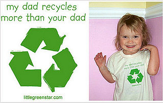 Little Green Star Tees and Onesies