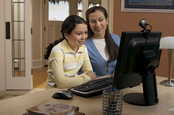 WebCams for Family Conference Calls