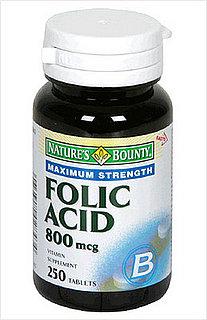 Folic Acid and Prenatal Vitamins