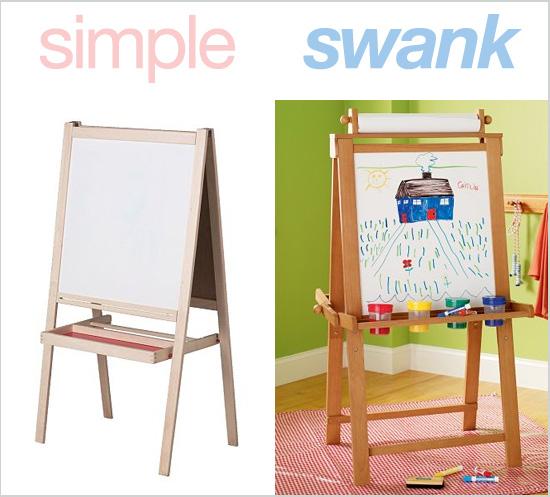 Simple or Swank: Easy Easels