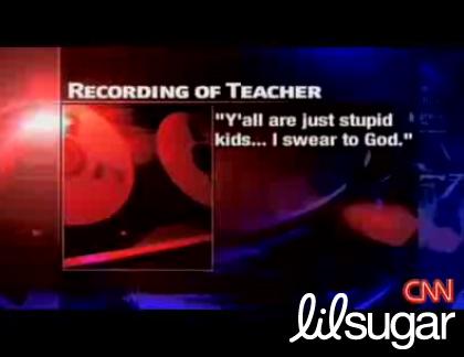 Teacher Tells Kids They are Stupid