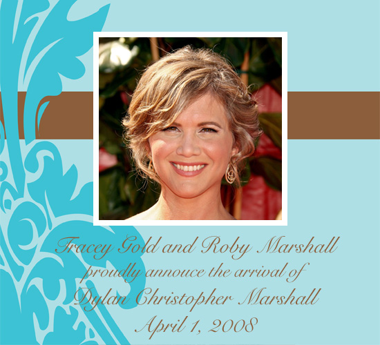 Tracey Gold Has Another Baby Boy!