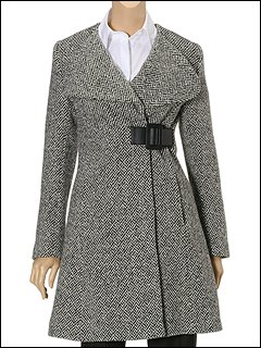 Would you wear this...grey coat?