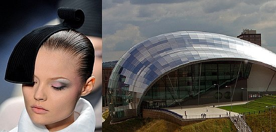 Like The Other...By Trend de la Creme: Louis Vuitton's Architecture