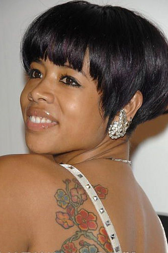 talkin about pretty!.. kelis' makeup