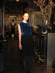 Ecco Domani award winner Lyell Autumn winter 2008 show