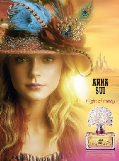 Fragrance Review: Anna Sui Flight of Fancy