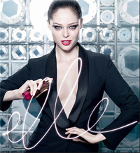 Coco Rocha in Yves Saint Laurent Elle fragrance commercial