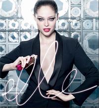 Coco Rocha in Yves Saint Laurent Elle fragrance commercial